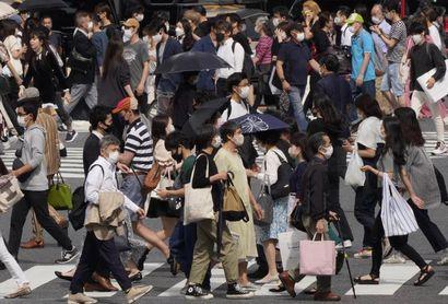 Tokio registra su máximo de contagios en seis meses a ocho días de los Juegos