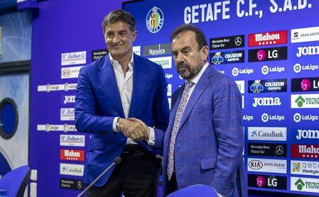 """Ángel Torres: """"Nadie del Sevilla ha hablado conmigo sobre Djené"""""""