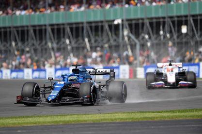 Alonso y Ocon, eliminados en la segunda ronda (Q2)