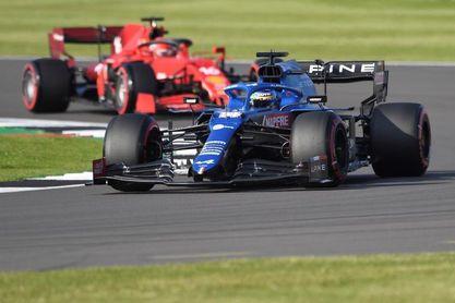 """Fernando Alonso: """"Ha sido una crono 'movidita' por el tráfico"""""""