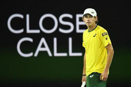 De Minaur da positivo de covid-19 en España y se pierde los Juegos