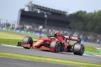 """Sainz: """"No estoy del todo satisfecho, pero la prueba sprint da otra oportunidad"""""""