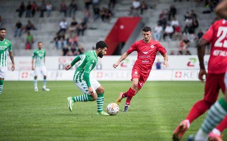 FC Winterthur 0-3 Real Betis