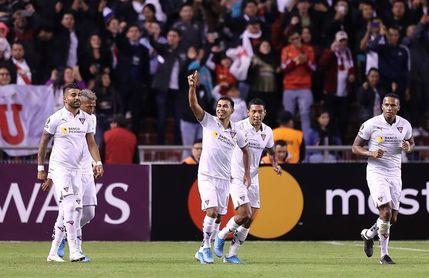 Liga de Quito derrota a Técnico y cuida a sus titulares para el partido ante Gremio