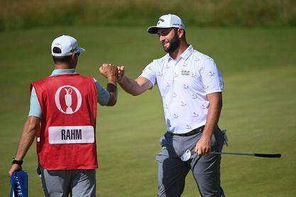 Rahm cumple y llega con opciones a la última jornada