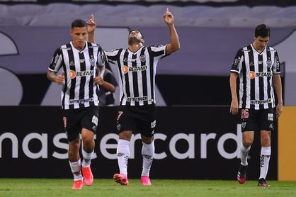 Atlético Minerio iguala provisionalmente al Palmeiras como líder de la liga