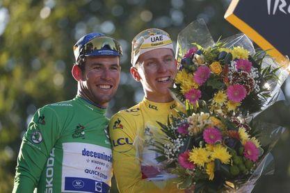 "Cavendish: ""El Tour te rejuvenece"""