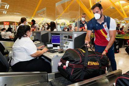 El grueso del equipo olímpico español llega a Tokio a cinco días de los JJOO