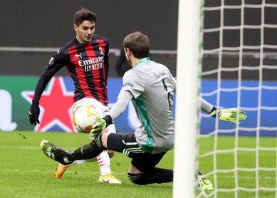 Brahim vuelve cedido al Milan para las dos próximas temporadas