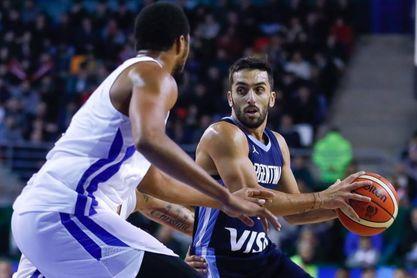 Campazzo lidera la lista de la selección argentina de baloncesto para Tokio