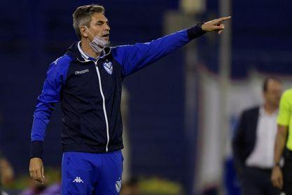 Barcelona de Ecuador confía en remontar al Vélez Sarsfield para llegar a cuartos de final