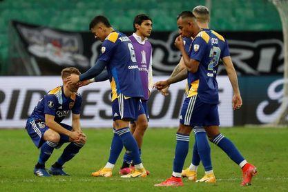 0-0. Mineiro elimina a Boca Juniors en los penaltis y avanza a cuartos