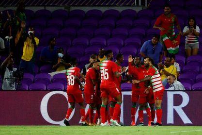 2-1. Surinam vence a Guadalupe en la última cita de ambos en la Copa Oro
