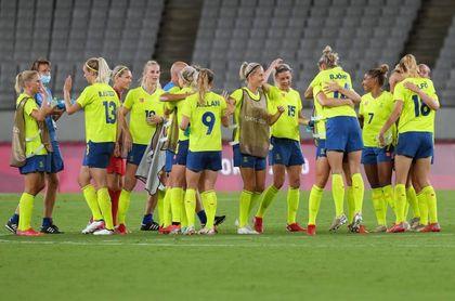 3-0. Suecia devuelve a Estados Unidos a la tierra