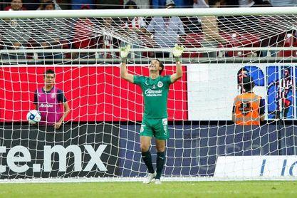 El guardameta del Guadalajara asegura que el equipo rendirá sin seleccionados
