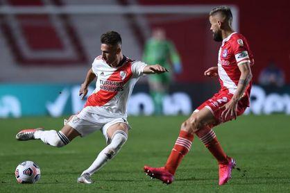 0-2. Romero y River despiden a Argentinos y se citan con el Atlético Mineiro