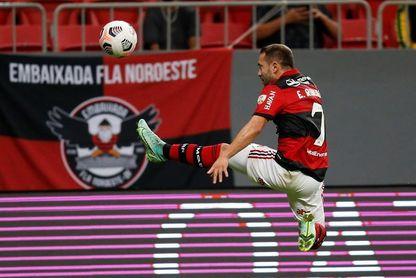 4-1. Flamengo elimina al campeón de la Sudamericana y avanza a cuartos