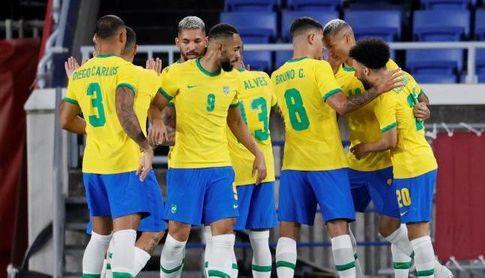 4-2. Diego Carlos juega los 90' con Brasil en un 'show' de Richarlison para aplastar a Alemania