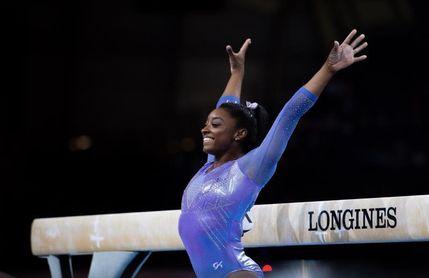 Simone Biles no vivirá en la Villa Olímpica