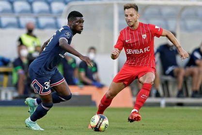 2-2. El Sevilla deja escapar la victoria ante el PSG en los instantes finales
