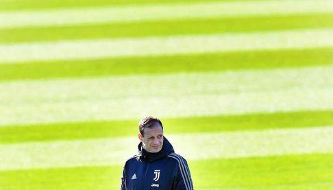 """Allegri: """"Creo mucho en Dybala y le exijo mucho"""""""