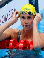 La australiana McKeon fija un nuevo récord olímpico en los 100 libre