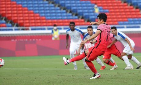 6-0. Honduras, goleada y eliminada