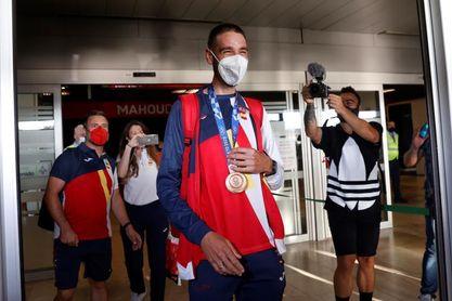 """David Valero: """"Defender a España y traerte una medalla es muy ilusionante"""""""