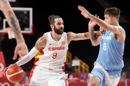 81-71. España mira a los cuartos y Argentina al abismo