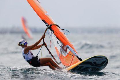 Blanca Manchón se quedan undécima en la general y fuera de la Medal Race
