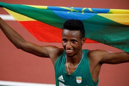 Barega gana para Etiopía el primer oro del atletismo