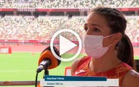 La sevillana Maribel Pérez, eliminada en su debut internacional