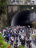Nelson Powles gana una Clásica San Sebastián condicionada por la lluvia