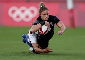 Nueva Zelanda gana la final a Francia y Fiyi se cuelga un sorprendente bronce