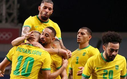 Brasil 1-0 Egipto: El campeón sufre para estar en semifinales