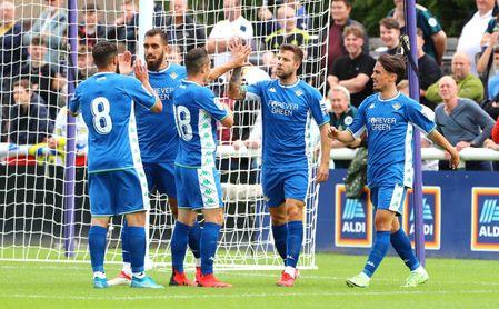 Leeds United-Real Betis en directo: minuto a minuto, goles, crónica y resultado.