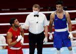 El brasileño Souza vence al kazako Amankul y asegura medalla en boxeo