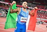 Un italiano, Lamont Jacobs, nuevo rey de los 100 metros