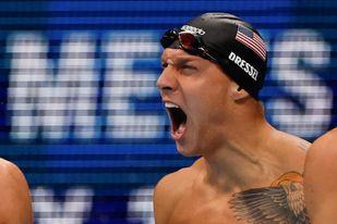 Dressel se gana el derecho a reclamar el trono de Phelps