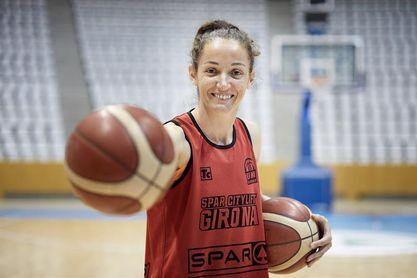 """Laia Palau: """"No hay problema con mi rol en el equipo"""""""