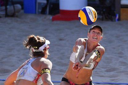 Las españolas Fernández y Baquerizo se despiden del torneo en octavos final