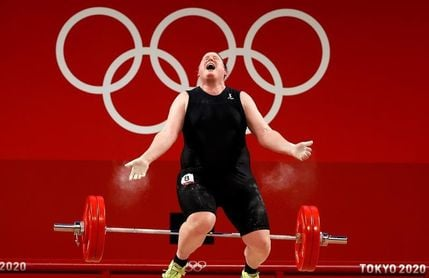 Expectación y polémica por Hubbard, la primera atleta trans en unos Juegos
