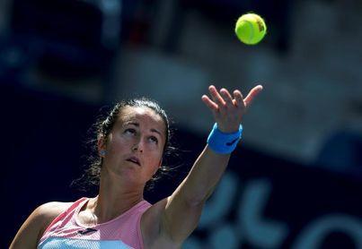 Lara Arruabarrena debuta con un contundente triunfo en Cluj-Napoca