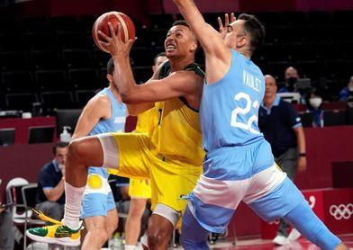 97-59. Argentina dice adiós a los Juegos y a Scola