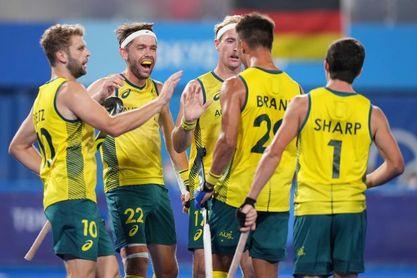Australia y Bélgica jugarán la final; India y Alemania pelearán por el bronce