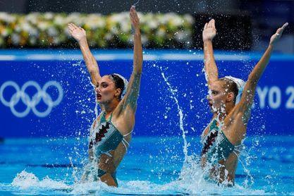 Grecia se retira de la natación artística por contagios de 4 nadadoras