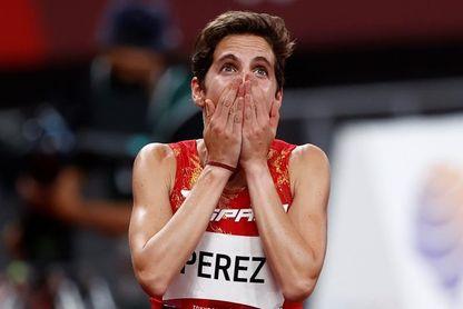 Marta Pérez irrumpe en la final de 1.500 con un récord personal de 4:01.69