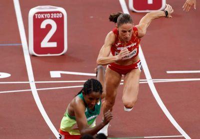 Natalia Romero destaca que disfrutó y peleó al máximo en sus primeros Juegos
