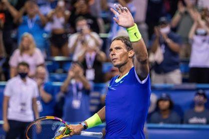Nadal debuta con suspenso y sufrimiento; eliminados de Minaur y Dimitrov
