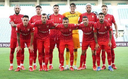 Suspendido el Aston Villa-Sevilla FC.
